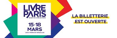 Salon Livre Paris : venez nous rencontrer!