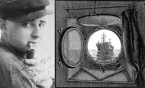"""Nikos Kavvadias avec """"Journal d'un timonier"""", entre Melville et Conrad"""
