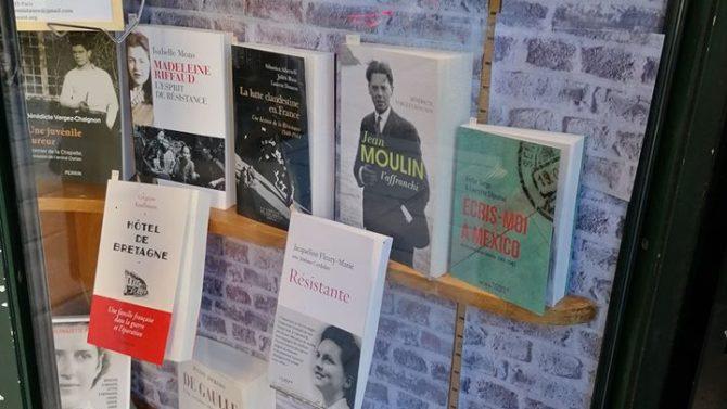 Salon du livre de la Résistance