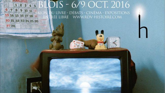 Aux Rendez-vous de l'histoire de Blois